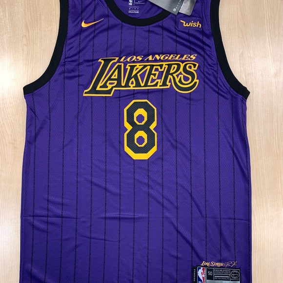 bccf39d93e9 lakers city edition jersey